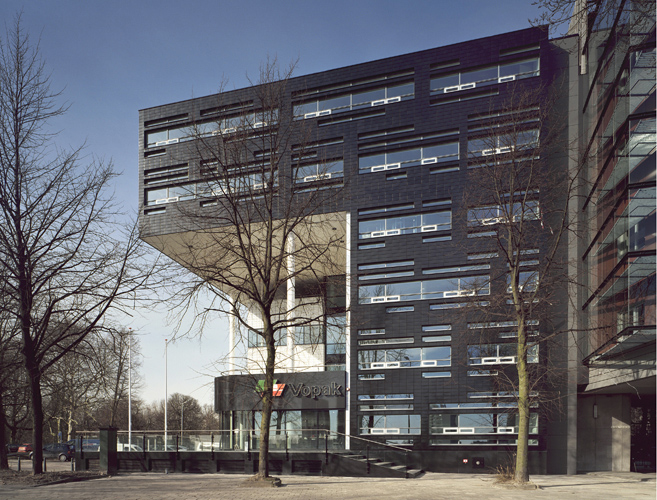 Westerlaan offices – Vopak