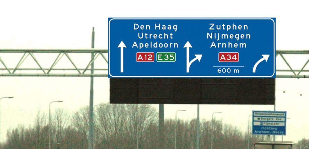 Herstructurering Parallelstructuur A12