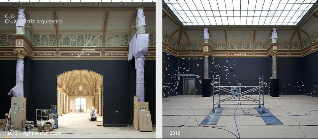 Renovatie Rijksmuseum