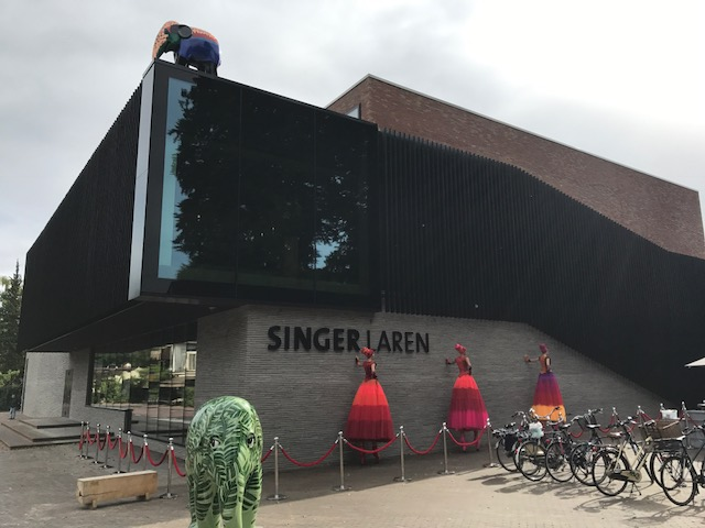Theater museum Singer