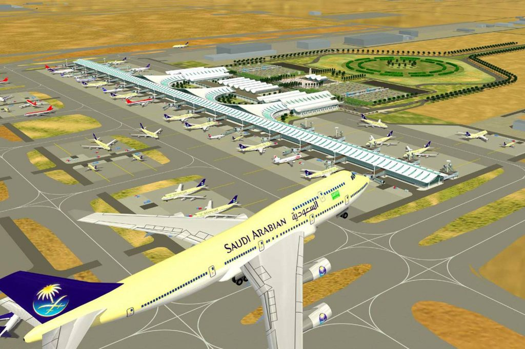 King Abdulaziz international airport - Bouwadviesbureau IGG