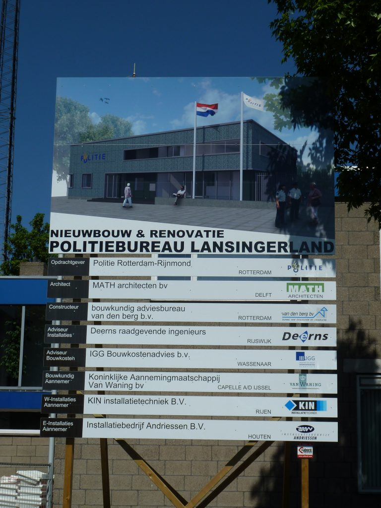 Politiebureau Lansingerland