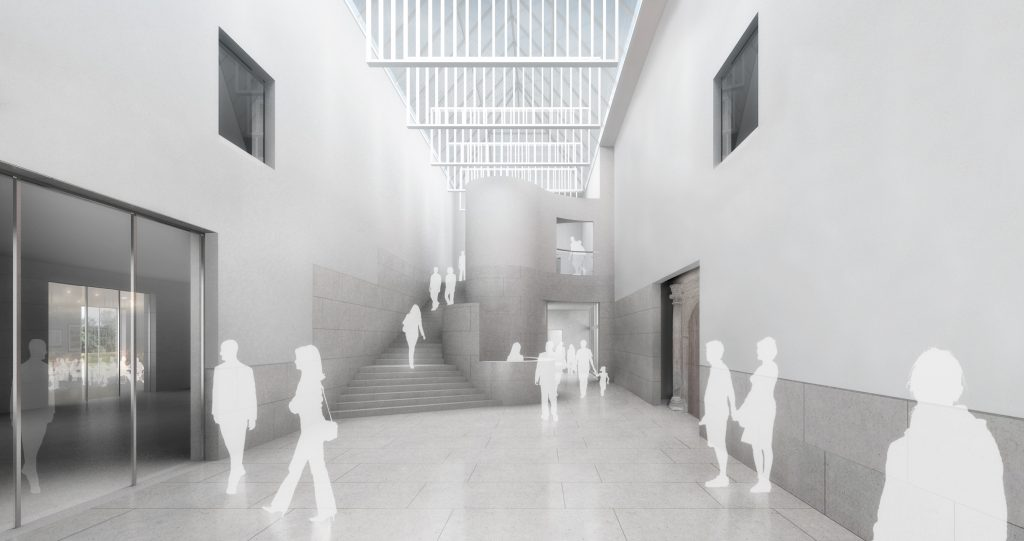Rijksmuseum – renovation of the Phillips wing