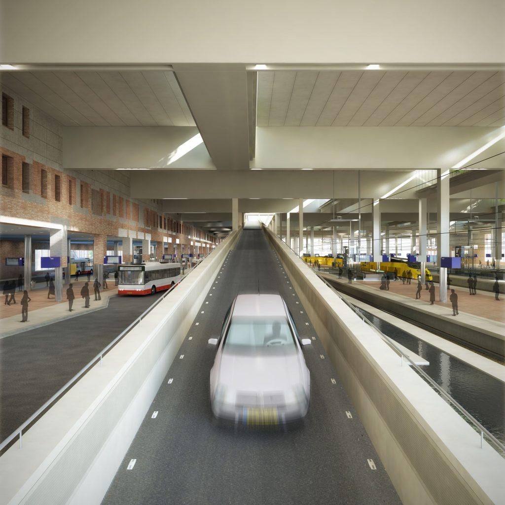 Breda central station