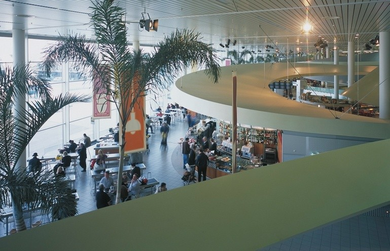 Schiphol Airport Lounge