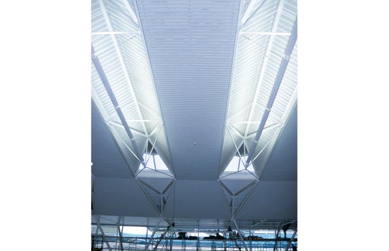 Schiphol Airport terminal