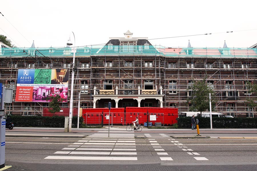 Hotel Burgerziekenhuis