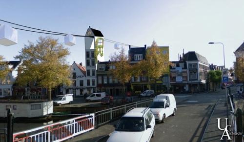 Flyover Groningen
