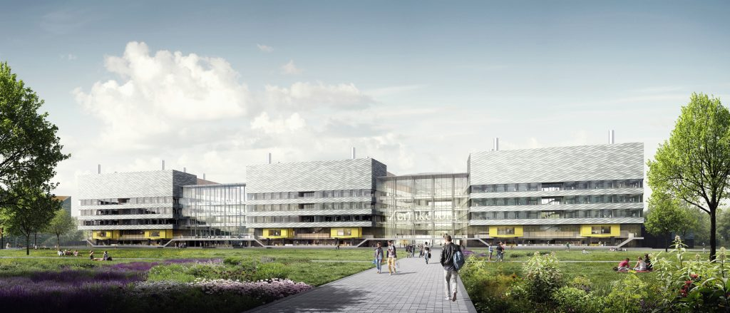 University of Groningen, new science block