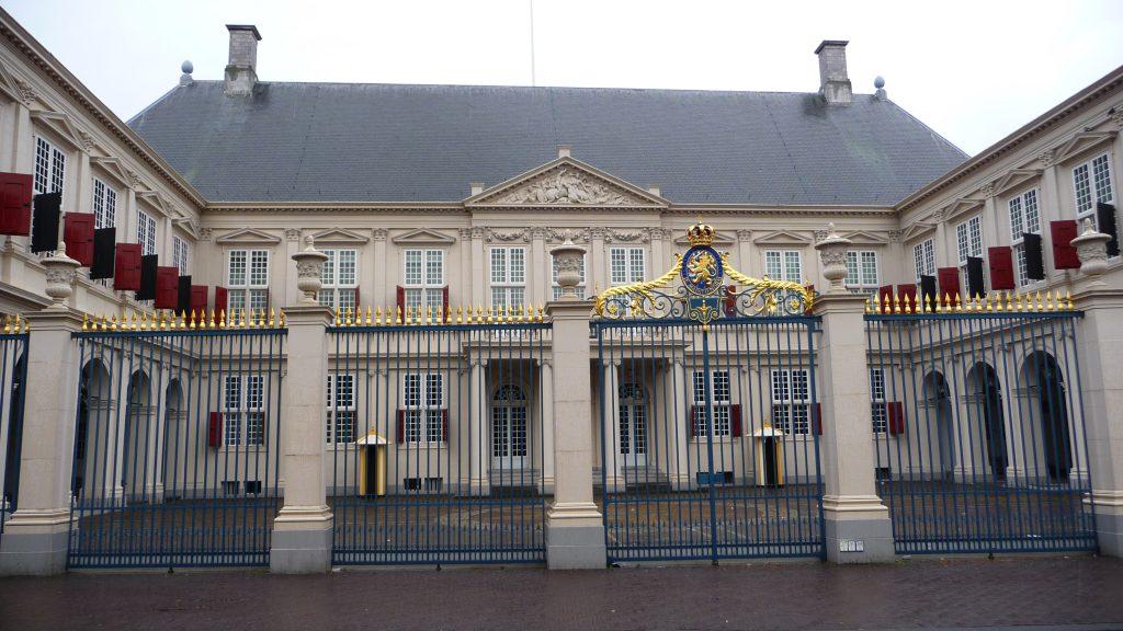 Royal Palace at Noordeinde