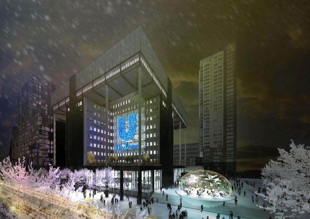 Unilevergebouw Weena