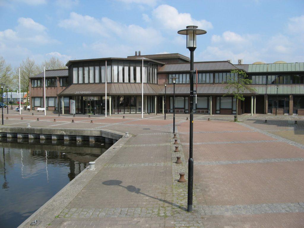 Renovatie gemeentehuis Nijkerk