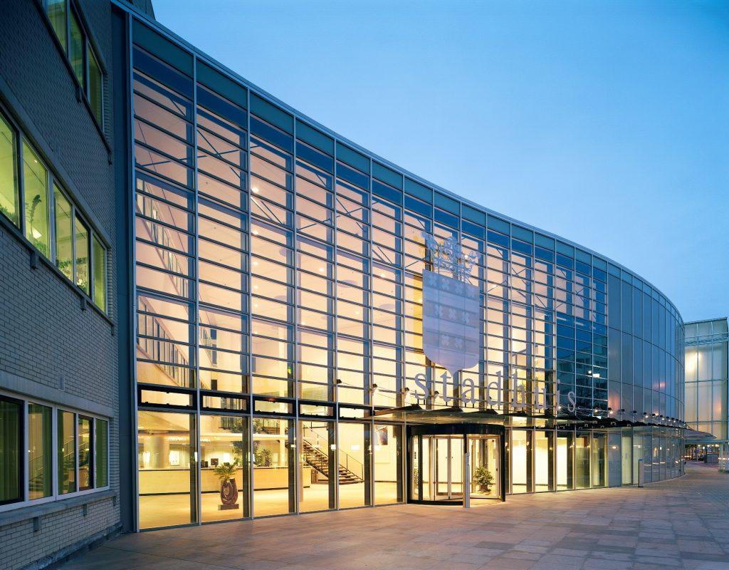 Renovatie stadhuis Spijkenisse