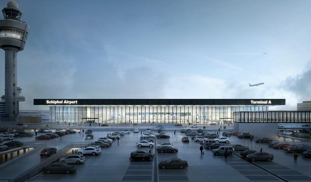 Schiphol Terminal A